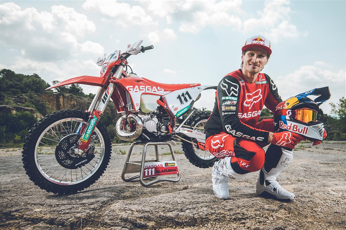 Taddy Blazusiak - GASGAS Factory Racing
