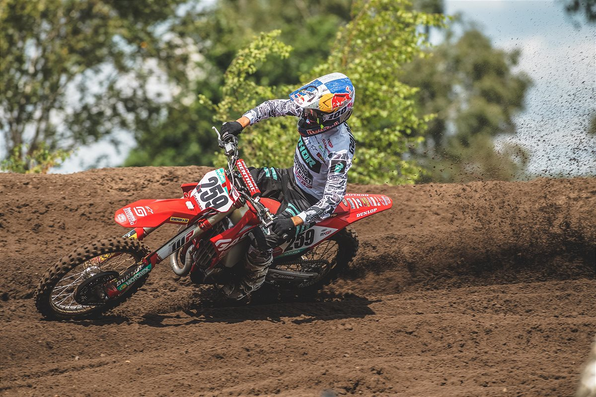 Glenn Coldenhoff - MC 450F - GASGAS Factory Racing