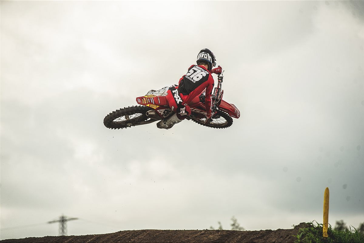 Simon Langenfelder - MC 250F - GASGAS Factory Racing